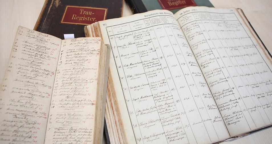 Kirchenbücher