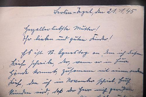 Essener Dom Zeigt Ergreifenden Abschiedsbrief Von Nikolaus Groß