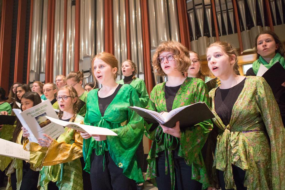 Weihnachtslieder Zum Singen.Weihnachtslieder Singen Im Essener Dom