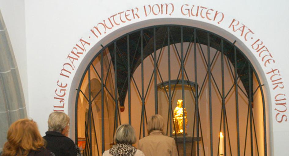 Kkv Wallfahrt Zur Goldenen Madonna